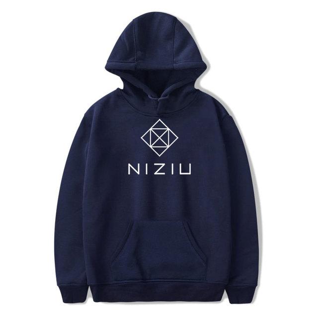 NIZIU THEMED HOODIE (23 VARIAN)