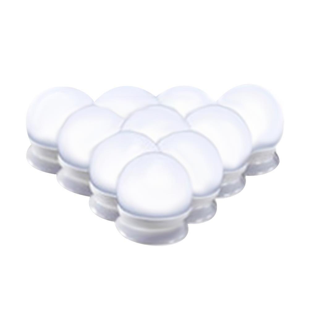 Makeup Light Vanity Mirror Lights Table Set LED Bulb Professional LED Mirror Lights Dressing Room 10Bulb Beauty Hollywood Style
