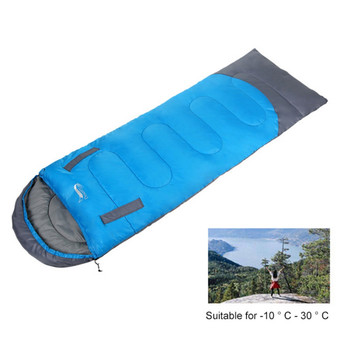 Camping Sleeping Bag Hands can reach out Lightweight Envelope Backpacking Sleeping Bag 4 Season for Outdoor Traveling Hiking 111 6