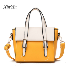 2019 occident new fashion portable woman shoulder bags famous brand luxury handbags women designer high quality PU totes