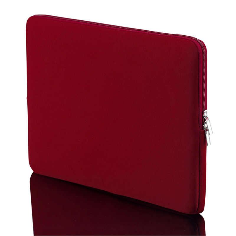 Laptop Túi Mềm Mại Da Tay Túi FR 11''13''15'' MacBook Pro Air Xách Tay LX9A