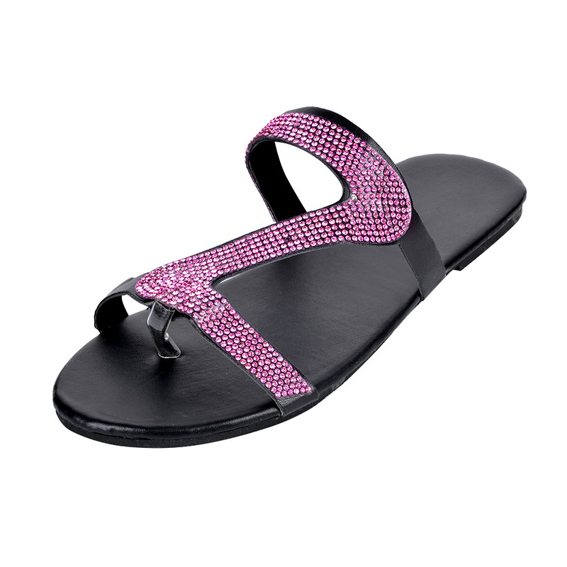 Hd814aaf9d42843a29d6ff649405c32baj - Fashion Women Slippers Slides Clear Transparent Jelly Shoes Outdoors Female Sexy Summer Beach Shoes 2020 Female Footwear