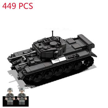 hot lepining military Germany tank MOC DIY World War II technic army Lightning war Building Blocks figures bricks toys for gift pre order general quality version 135 world war ii germany twelfth armored division resin toys