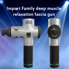 High Frequency Massage Gun Percussion Therapy Electric Fascia Massager Machine M
