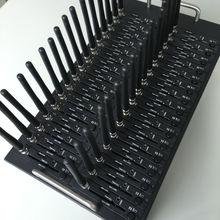 GSM/GPRS 32 порта модемный пул USB интерфейс SMS шлюз четырехдиапазонный Смс модем