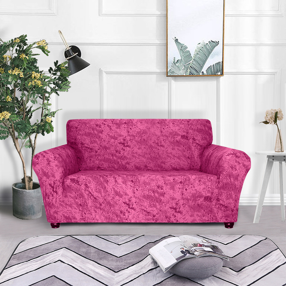 Sofa Cover Stretch Sofa Slipcover Furniture Cover 1/2/3 Seater For Living  Room Skid Resistance Machine Washable Cheap Dining Room Chair Covers Linen  ...