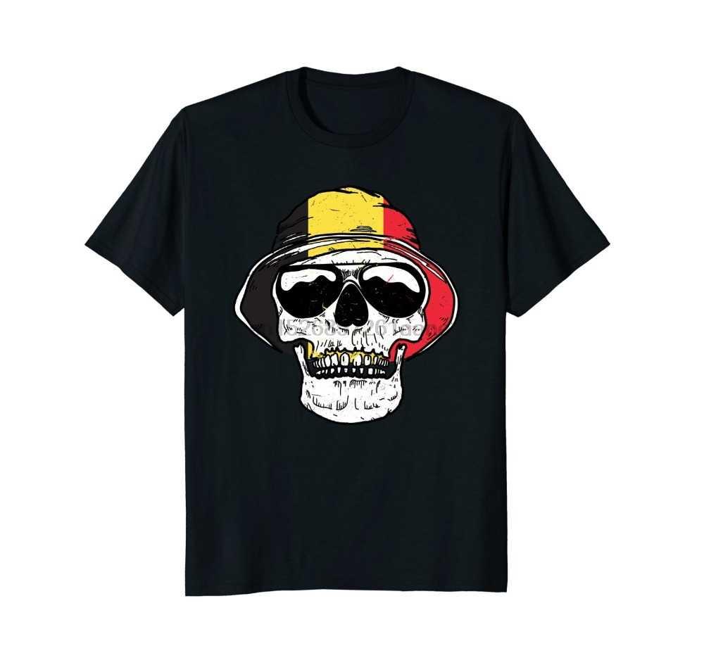 Di modo 3D T Shirt Hot 2019 Uomo Abbigliamento Moda Casual Belgio Squadra Camicia 2019 Belgique Calcio Attrezzature Varie Bandiera Jersey Maschio Magliette