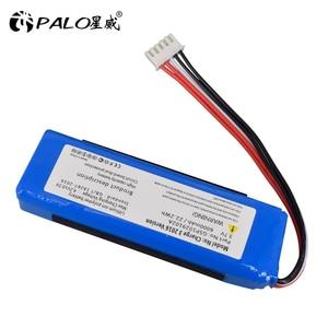 Image 5 - 2021 novo 3.7v 6000mah/22.2wh bateria para gsp1029102a bateria para jbl carga 3 2016 versão bateria