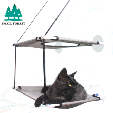 Small Forest Pet Hanging Beds Cat Sunny Seat Window Mount Hammock Chair Comfortable Bed Shelf