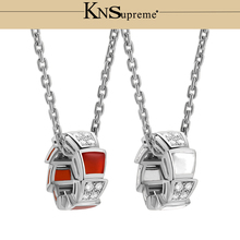 Bulgaria necklace set 1:1 Original 100% TIFF925 Sterling Silver Women Free Shipping Jewelry High-end Quality Gift Have logo цена 2017