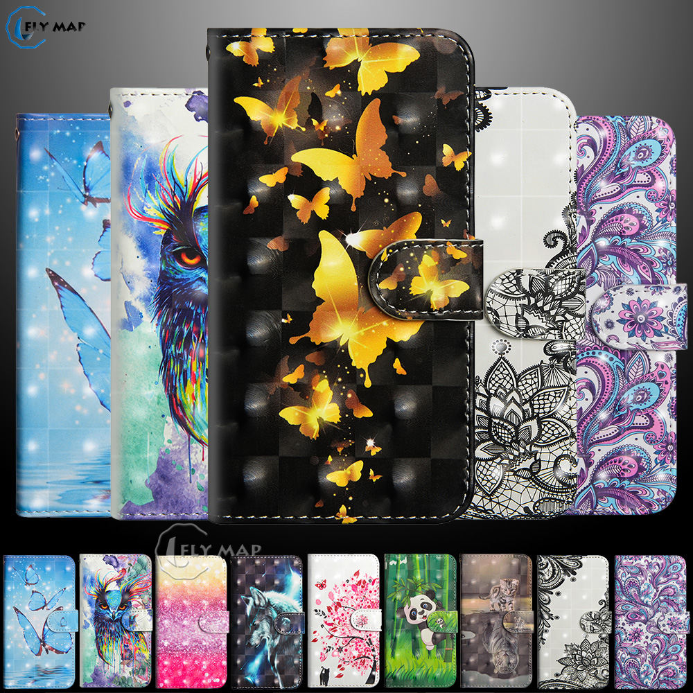 Wallet Case for Huawei P30 Global ELE-L29 ELE-L09 ELE-L04 Flip Leather Phone Cover for Huawei P 30 ELE L29 L09 L04 AL00 Case Bag