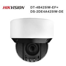 Hikvision OEM PTZ IP Камера DT-4B425IW-EF от DS-2DE4A425IW-DE 4MP 4 мм-100 мм 25X зум сетевая POE H.265 IK10 ROI WDR (широкий динамический диапазон) ДНР купол