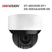 Câmera ip DT-4B425IW-EF do oem ptz de hikvision de DS-2DE4A425IW-DE 4mp 4mm-100mm 25x zoom rede poe h.265 ik10 roi wdr dnr dome