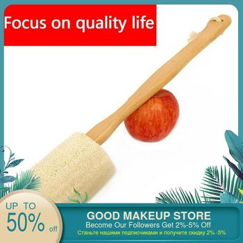 1 pcs Organic Loofahs Loofah Spa Exfoliating Scrubber natural Luffa Body Wash Sponge Remove Dead Skin Made Soap Bathing Tools
