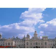 Виниловый фон для студийной фотосъемки с изображением замка