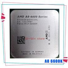 AMD A8-Series A8 6600K A8 6600 3,9 ГГц Quad-Core Процессор процессор AD660KWOA44HL гнездо FM2