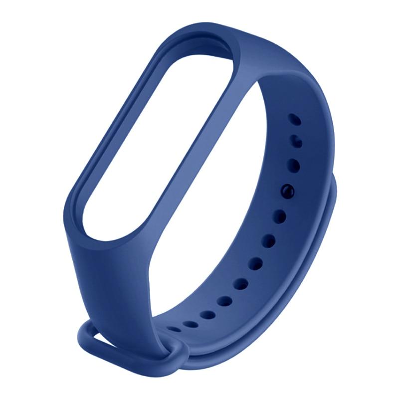 TEZER Replacement Silicone Wrist Strap For M3 Smart Bracelet Accessories Adjustable Bracelet Clasp WristStrap For M4 Straps