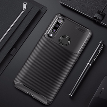 For Honor 20s 20 s Cover Luxury Carbon Fiber Cover Shockproo