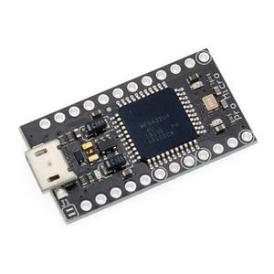 Image 3 - 100 pièces TENSTAR ROBOT avec le chargeur de démarrage nouveau Pro Micro ATmega32U4 ATMEGA32U4 AU 5 V/16 MHz Module contrôleur