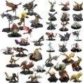 Японские фигурки героев аниме «Мир охотника монстров XX», коллекционные фигурки монстров Ultimate 4G 3Ds, ПВХ Модель, игрушка