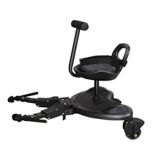 Walking Baby Artifact Trailer Second Child Artifact Twin Baby Stroller Accessories Auxiliary Pedal ForThe Kinderwagen