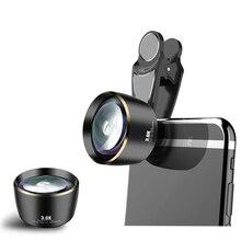 Distortionless 3.0X Kính Thiên Văn Ống Kính Chụp Xa 5K HD 85 Mm Điện Thoại Camra Chân Dung Ống Kính Cho iPhone Huawei Hầu Hết Điện Thoại Thông Minh Trong thị Trường
