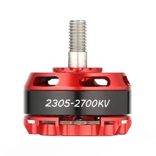 2305 2700KV 3-5S CCW Brushless Motor for RC FPV Racing Drone Helicopter Multicopter Propeller VX210 250 DIY Remote Control