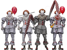 Original NECA 13th Friday Jason Leatherface Stephen King's John Michael Myers Freddy Krueger Pennywise Joker Action Figure