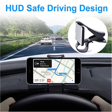 Car-Holder Dashboard Easy-Operation Android Standing-Mount Car-Mount-Stand