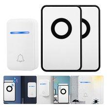 Новый дверной звонок умный беспроводной с функцией самогенерирования