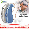 More Glory Hearing Aid Rechargeable Digital Hearing Amplifiers Wireless Mini Hearing Aids for 80-90dB Moderate Loss VHP-1206