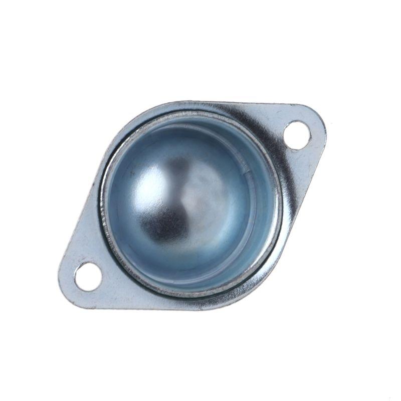 Roller Ball Transfer Bearing Universa Caster Screw Mounted Round Ball Bull Wheel H7EE