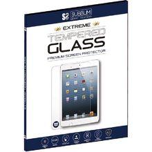 2-Screen Protectors for Samsung TAB Sub-Tg-1sam100 Tempered-Glass Subblim-Kit Extreme