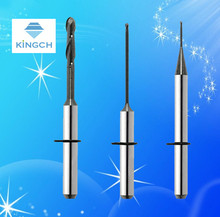 Dental Lab Zirconia VHF Milling Burs DLC 0 6 1 0 2 0mm For VHF K2