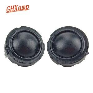 Image 4 - GHXAMP 1.5 inch 40mm Tweeter Speaker 4ohm 30W 25Core HifI Treble loudspeaker Dome Silk film Neodymium For 2 way Speaker DIY 2pcs
