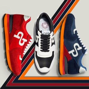 Image 2 - OPP Newbalance Giày Nam 2020 Mới Giày Cân Bằng Da Thật 574 Giày Thể Thao Sneaker Cân Bằng Mới Zapatillas Hombre Nhà Cao Cấp
