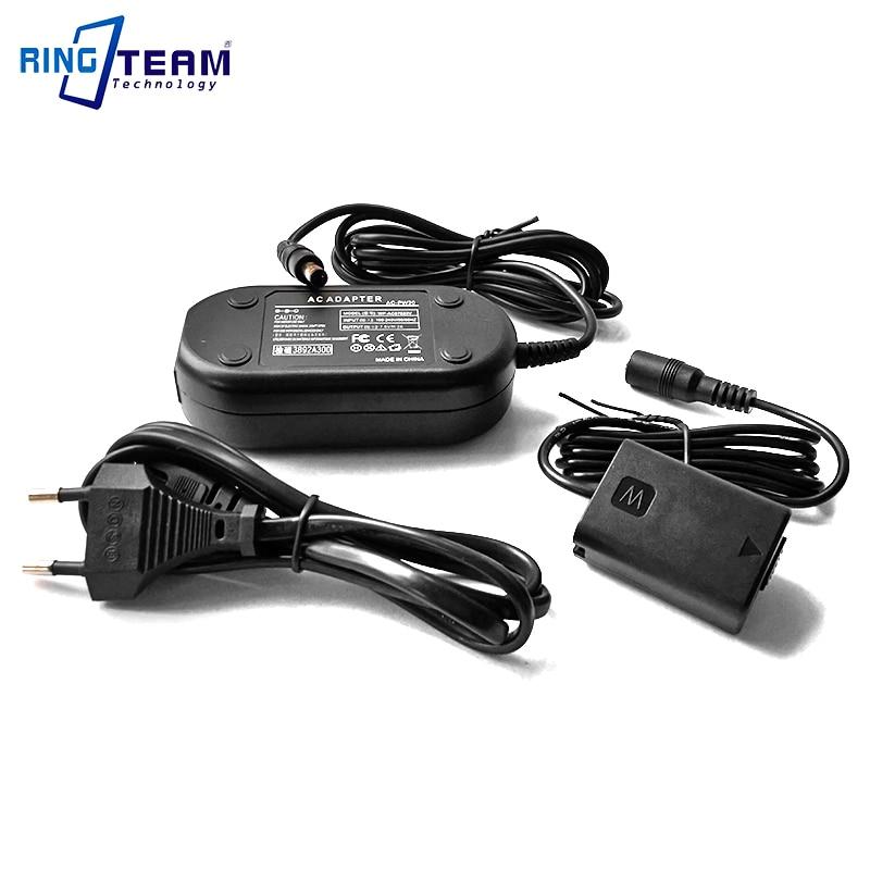 Replace Sony AC Power Adapter AC-PW20 PW20 PW20AM For Alpha 3 5 A7ii A7S A7R NEX A33 A55 A65 A6000 A6300 A6500 A7000 Camera