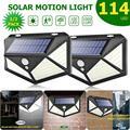 Светодиодный светильник на солнечной батарее  1000 люмен  114 дюймов  на солнечной батарее  2400 мАч  широкий угол  датчик движения