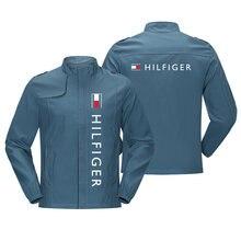 Men's Fashion Sports Jacket Men's Windbreaker Bomber Jacket Fall Men's Military Uniform Outdoor Clothes Casual Street Wearet