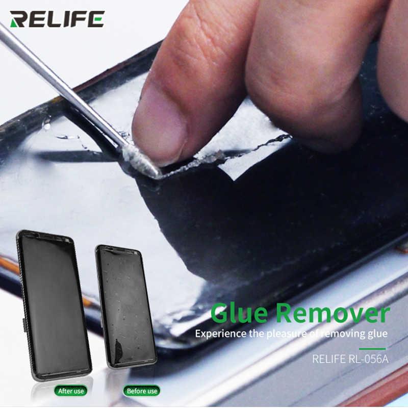 Saytl Layar LCD Sekop OCA Lem Penggiling Karet Pemisah Ponsel Menghapus Listrik Penghapusan Listrik Penghapusan Perekat Rod