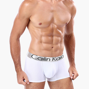 Litthing Boxer Mens Underwear Men Cotton Underpants Male Pure Men Panties Shorts Underwear Boxer Shorts Cotton Solid Cuecas 365