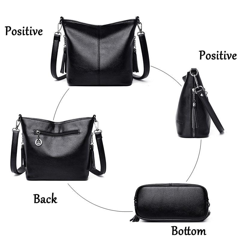 Beg tangan beg tangan wanita untuk beg tangan kulit mewah beg tangan - Beg tangan - Foto 5