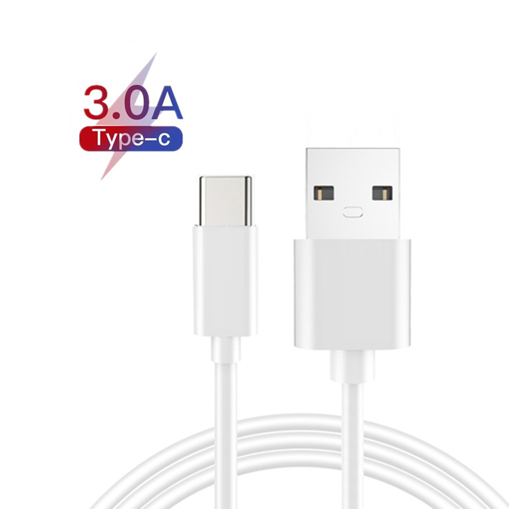 for Samsung Galaxy A30s A31 A51 S20 M21 A10 1.5m Original USB Type C Cable For Xiaomi mi 10 Pro CC9 Redmi Note 8 Pro Fast Charge 7