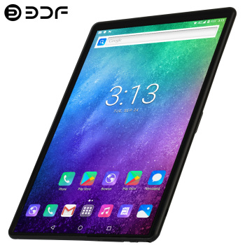New Original 10.1 inch Octa Core Tablet Pc Android 9.0 Google Play 4G LTE Phone Call WiFi Bluetooth GPS 10 inch Tablets 10 1 inch official original 4g lte phone call google android 7 0 mt6797 10 core ips tablet wifi 6gb 128gb metal tablet pc