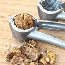 1pcs 1PCS Walnut Pecan Hazelnut Hazel Filbert Nut Kitchen Nutcracker Clip Tool Clamp Plier Cracker Zinc Alloy