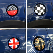 лучшая цена Car Filler lid decoration cover car accessories exterior Sticker styling Modification For MINI COOPER F55 F56 JOHN COOPER WORKS