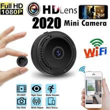 1080p hd ip мини камера беспроводная wifi безопасности с дистанционным