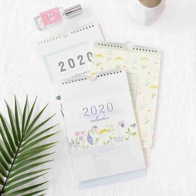 2020 Yearly Calendar Fresh Wall Hanging Paper Calendar List Daily To Do Days Schedule 365 Aily Wall Decoration Planner I3O1