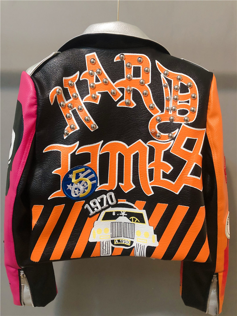 motocicleta motociclista plutônio curto casaco roupas superiores