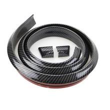 1.5M Car Styling 5D Carbon Fiber Spoilers DIY Refit Spoiler For Mercedes Benz A180 A200 A260 W203 W210 W211 AMG W204 C E S CLS